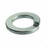 Шайба пружинная (прямоугольное сечение) | Сталь | DIN 127