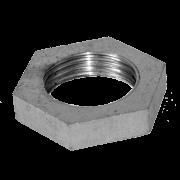 Контргайка с пластиковым кольцом | Сталь | DIN 985 | Класс прочн. 8.0 / 10.0