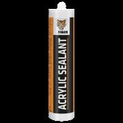 Герметик силакриловый | Tiger Acrylic Sealant