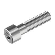 Винт с цилиндрической головкой и внутренним шестигранником | Сталь | DIN 912 | Класс прочн. 8.8